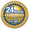 24/24 auto repair guarantee NAPA warranty Kent, WA