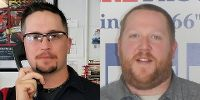 Keenan & Lee, Service Advisors at Warren Secord Automotive in Kent WA