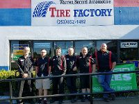 Staff photo Warren Secord Automotive & Tire Factory auto repair Kent WA