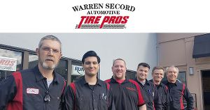 Welcome to Warren Secord Automotive & Tire Factory auto repair Kent WA - (253) 852-1492