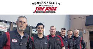 Welcome to Warren Secord Automotive & Tire Factory auto repair Kent WA - (253) 852-1492