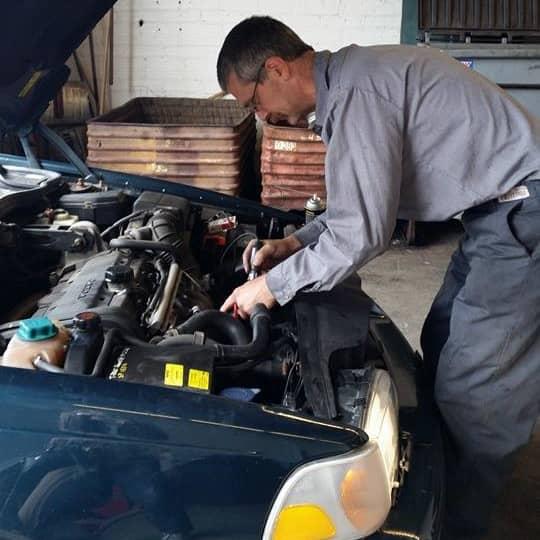 Check engine light repair in Kent, WA