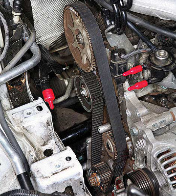 Timing belt change cost in Kent WA
