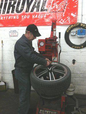 winter tire change Kent WA